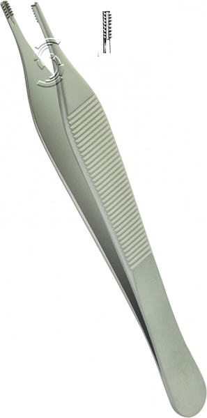 Adson Brown Tissue Forcep