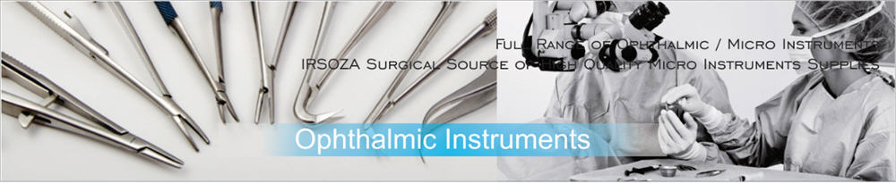 Eye Retractors | Ophthalmic Instruments | IRSOZA Sialkot
